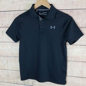 Under Armour Heather Youth Polo Shirt